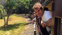 Sah! Roger Federer Resmi Jadi Duta Pariwisata Swiss