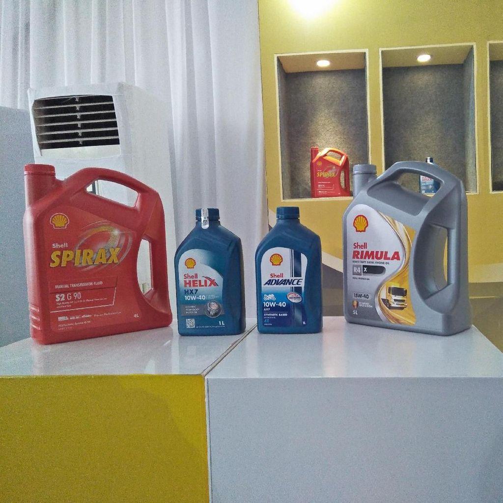 Shell Lubricants Tunggu Aturan Euro4 di Indonesia