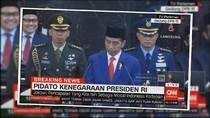 Jokowi Baca Pepatah Daerah, Cak Imin Senyum-Senyum