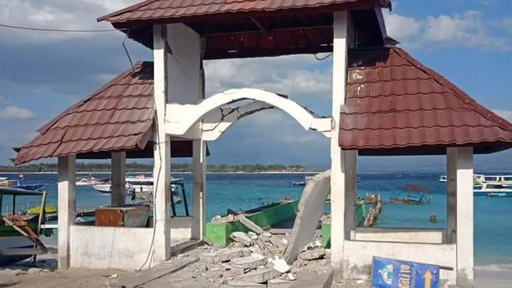 Pariwisata Tiga Gili Siap Bangkit Pasca Gempa Lombok