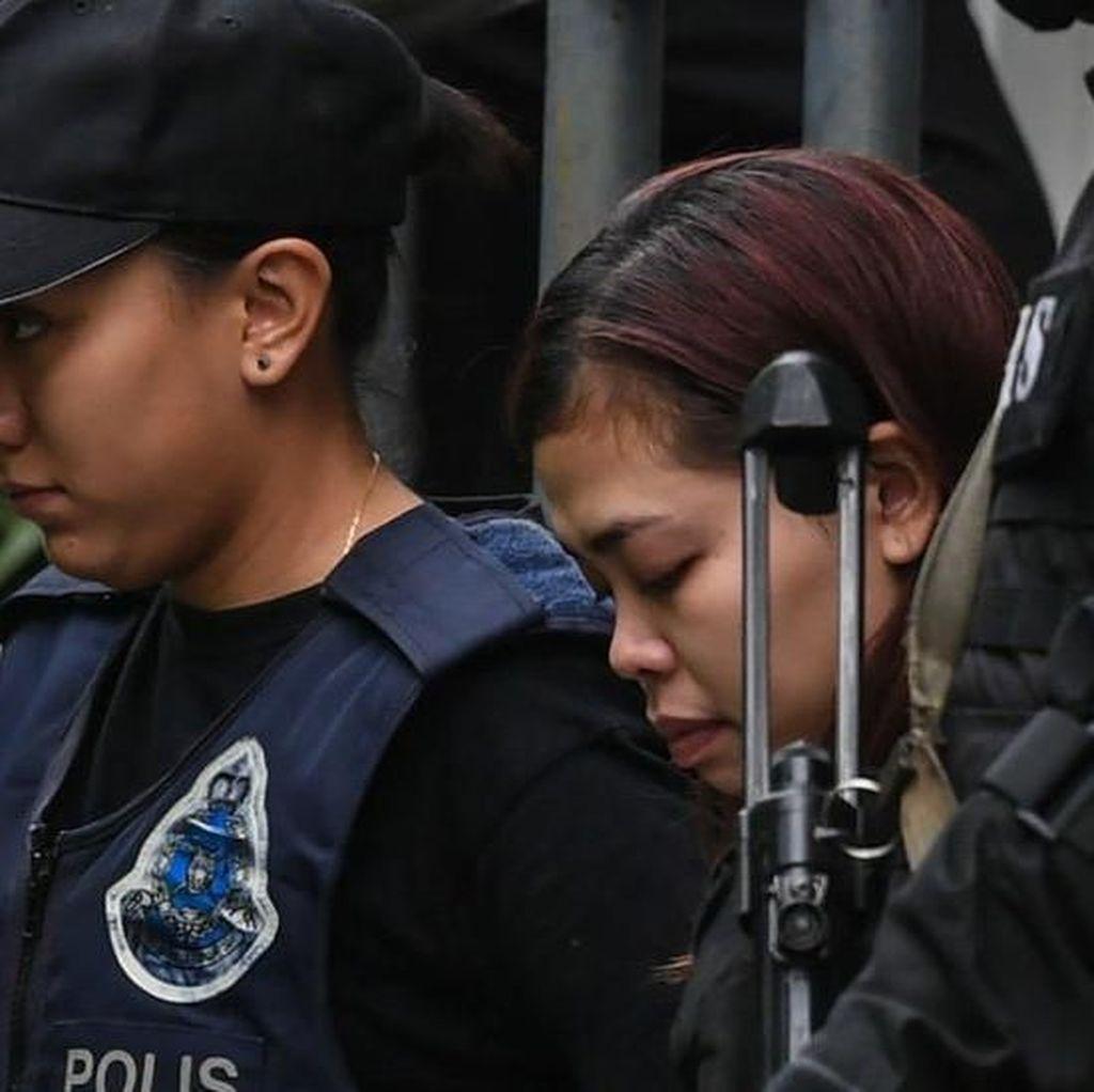Pembunuhan Kim Jong-Nam, Nasib Siti Aisyah Ditentukan Hari Ini