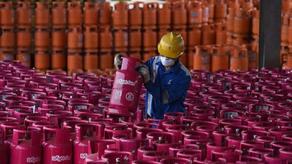 HUT RI ke-73, Bright Gas 5,5 Kg Refill Dijual Rp 48 Ribu