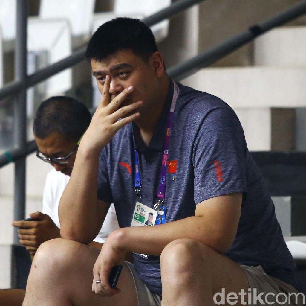 Yao Ming dan Jordan Clarkson Bikin Asian Games Makin Seru