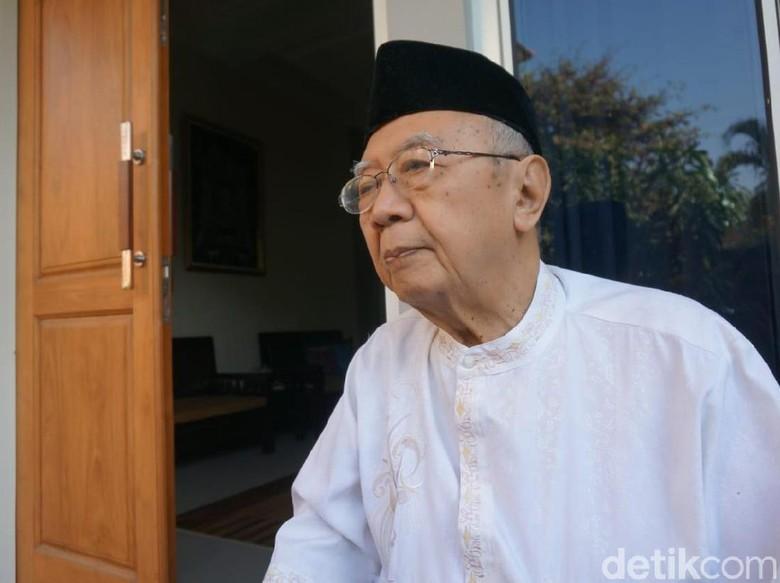 Mahfud Ngaku Dijegal Jadi Cawapres Jokowi, Ini Kata Gus Solah