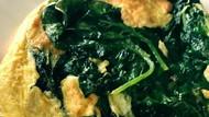 Resep Omelet Florentine yang Kaya Nutrisi Untuk Sarapan Sehat