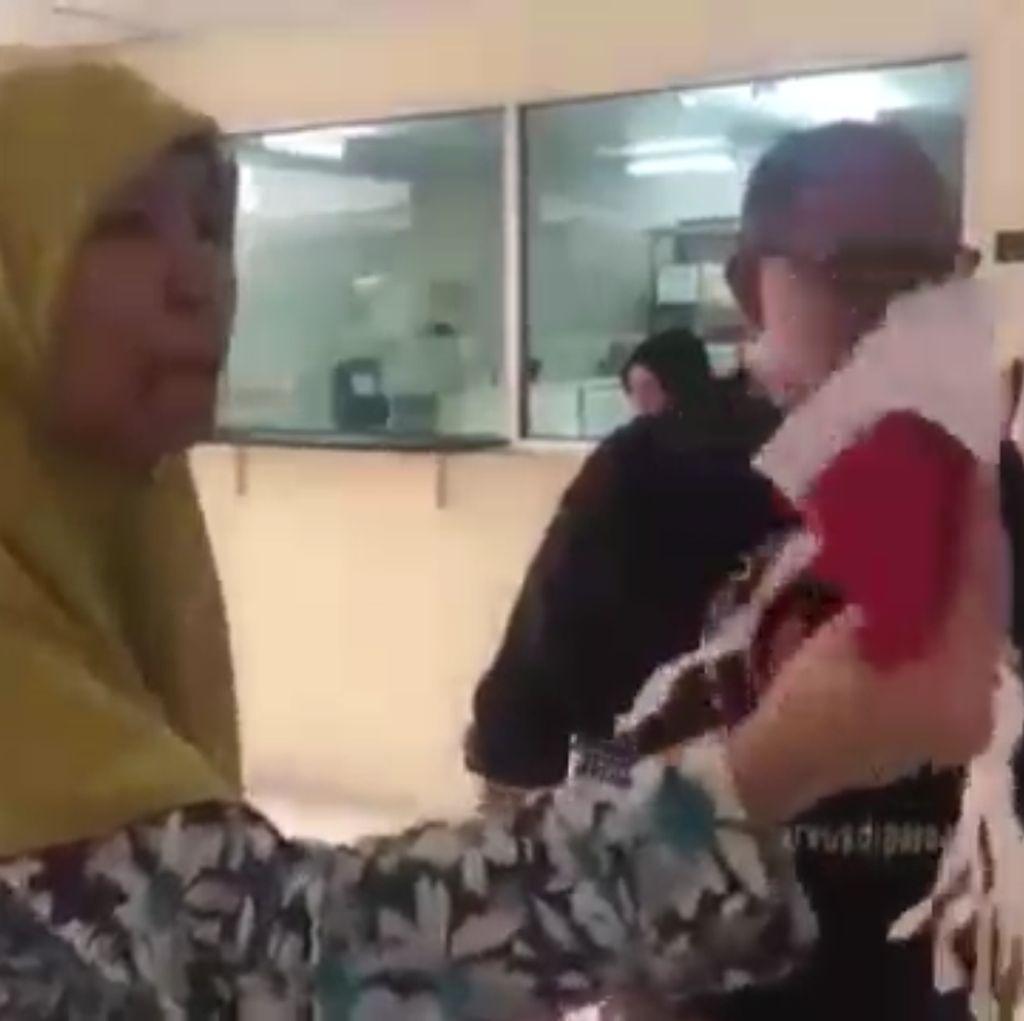 Viral! Penghuni Kalibata City Protes Bendera Merah-Putih Dicopot