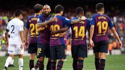 Liga Champions Bukan Prioritas Barcelona Musim Ini