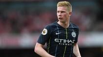 De Bruyne Optimistis Akan Fit untuk Derby Manchester