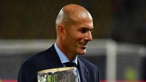 Jika Ditunjuk Tangani MU, Zidane Kabarnya Incar Empat Pemain Top Ini