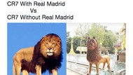 Parade Meme Fans Real Madrid Gagal Move On dari Cristiano Ronaldo