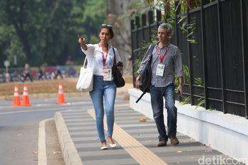Sambut Asian Games 2018, Kawasan GBK Steril dari Kendaraan Pribadi