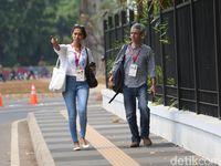 Tongsis dan Mobil Pribadi Dilarang Masuk GBK Selama Asian Games