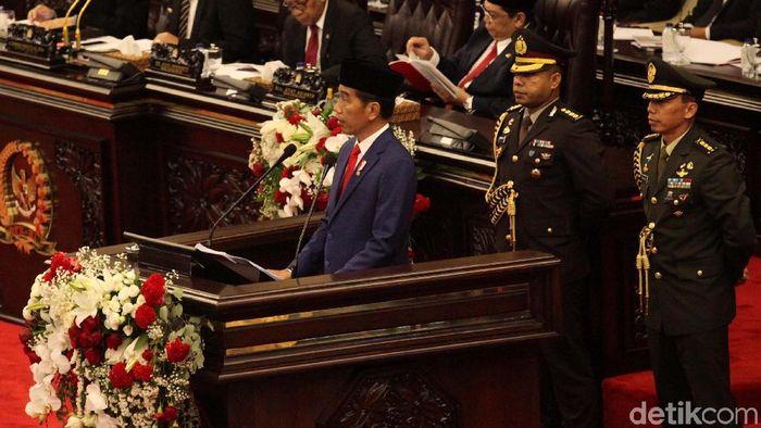 Presiden Joko Widodo (Jokowi)/Foto: Lamhot Aritonang