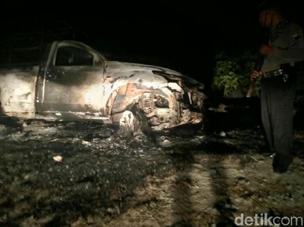 Begini Kondisi 4 Polhut Korban Pembakaran Mobil Patroli di Blora