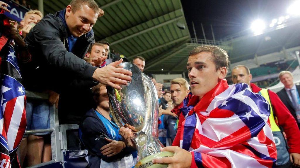 Berkah Para Juara Dunia untuk Atletico di Piala Super Eropa