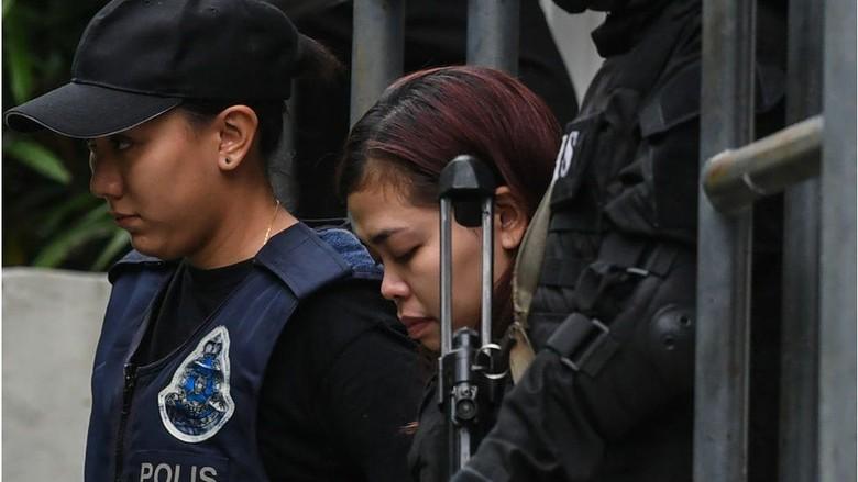 Sidang Pembunuhan Kim Jong-Nam Dilanjutkan, Siti Aisyah Belum Bebas
