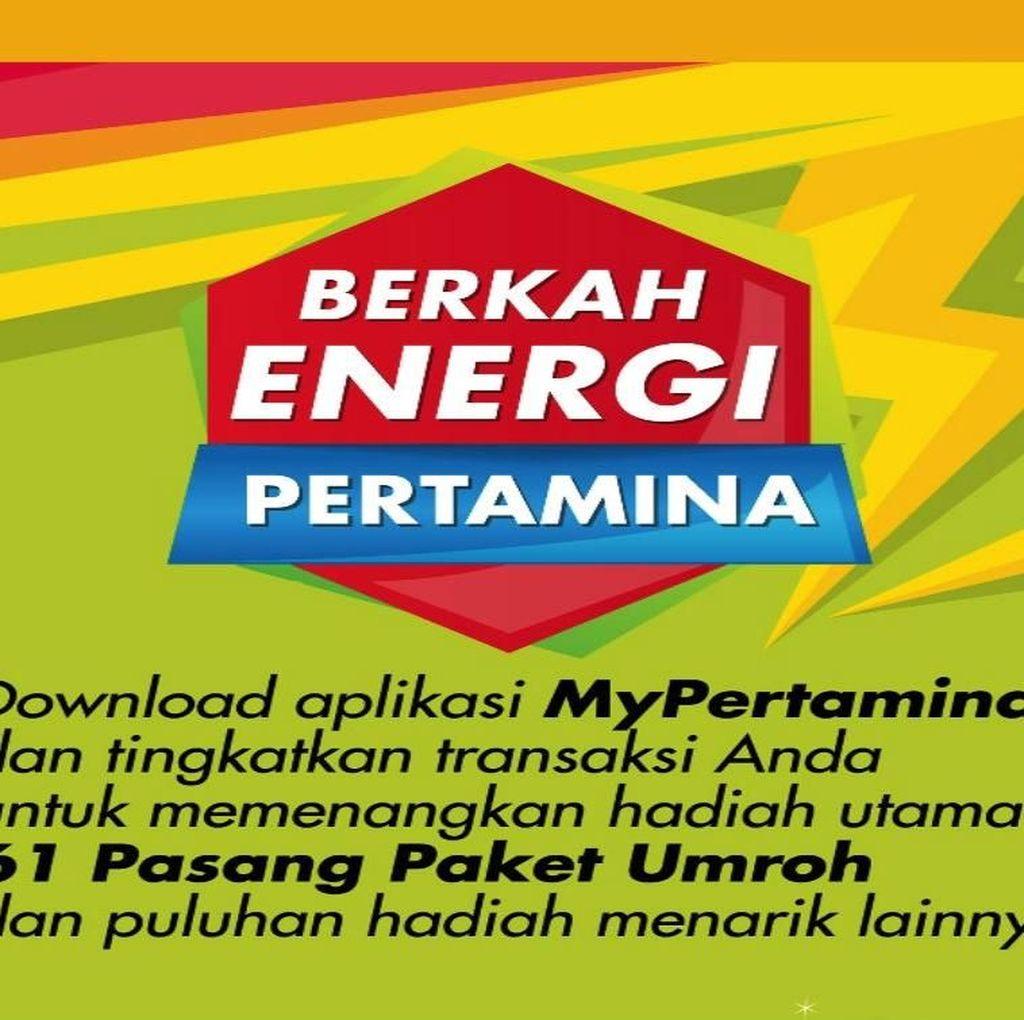 Raih Miliaran Rupiah dari Berkah Energi Pertamina