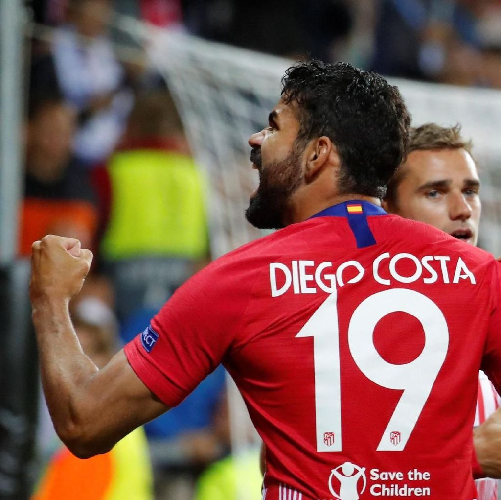 Simeone: Jangan Pergi, Costa