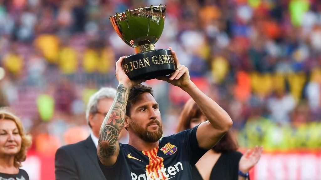 Barcelona vs Arsenal di Joan Gamper Trophy