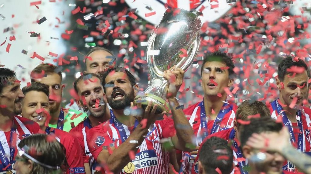 Tak Mau Cuma Manis di Awal, Atletico Incar Final Liga Champions