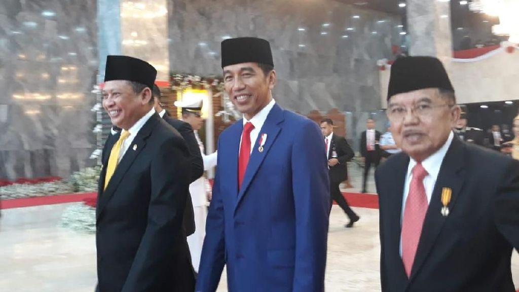 Jokowi Anggarkan Belanja Rp 2.439 Triliun di 2019