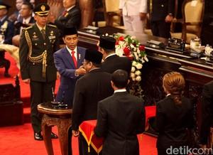 Jokowi Siapkan Rp 2.439 Triliun untuk Belanja Tahun Depan