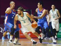 Video: Timnas Basket Filipina Libas Kazakhstan