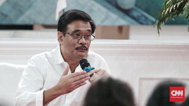 Jawab Pertanyaan Djarot, Demokrat 'Ingatkan' Bandara di Sumut