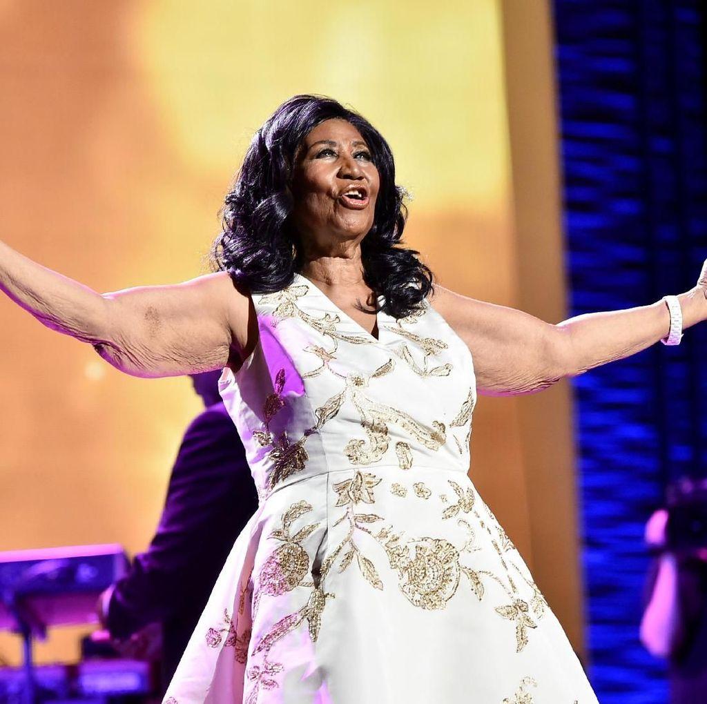 Penghormatan untuk Aretha Franklin dari Para Penggemar