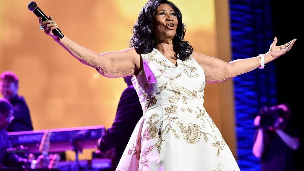 Video: Aretha Franklin Meninggal Dunia di Usia 76