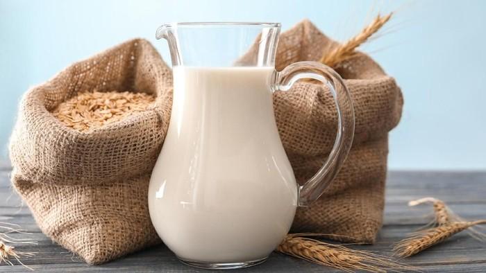 Manfaat susu gandum
