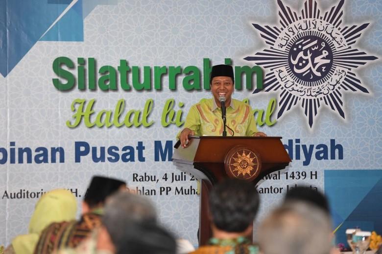 Rommy: PPP Punya Sejarah dan Hubungan Harmonis dengan Muhammadiyah