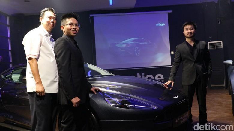 Prestige Luncurkan Aston Martin Vanquish S edisi Terakhir. Foto: Dina Rayanti