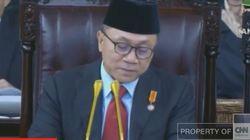 Ketua MPR Ajak Seluruh Instansi Membantu Korban Gempa Lombok