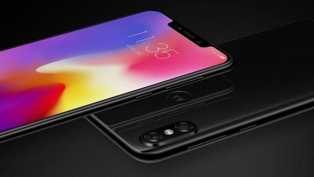 Jiplak iPhone X, Motorola Tuai Cibiran