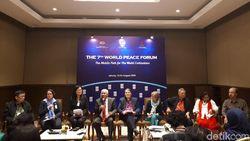 Resmi Ditutup, World Peace Forum Ke-7 Sepakati 7 Pesan Jakarta