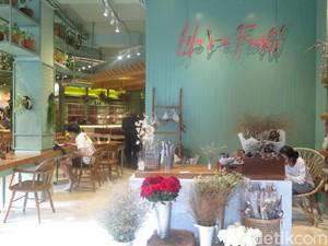 Bersantap di Restoran Cantik dan Instagramable, Feast by Kokiku Senopati