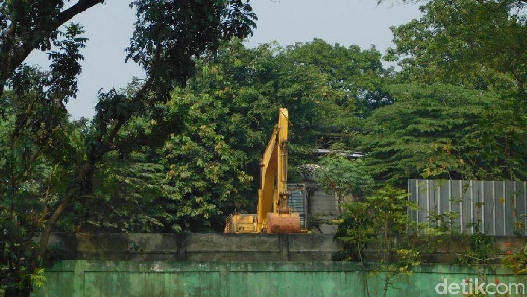 Januari 2019, Rumah DP Rp 0 Pondok Kelapa Sudah Tutup Atap