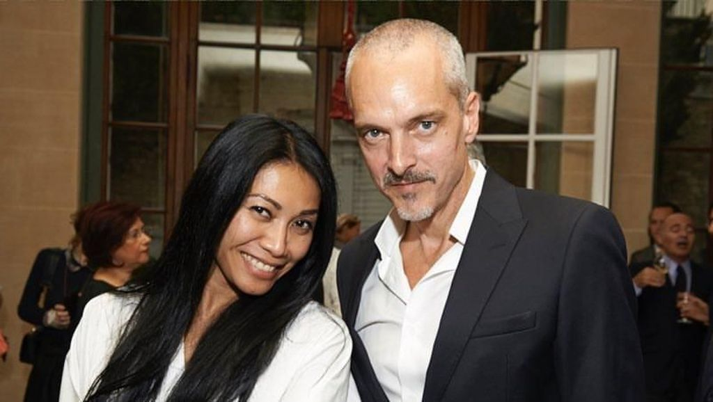 Kenal Lebih Dekat Christian Kretschmar, Suami Baru Anggun C Sasmi