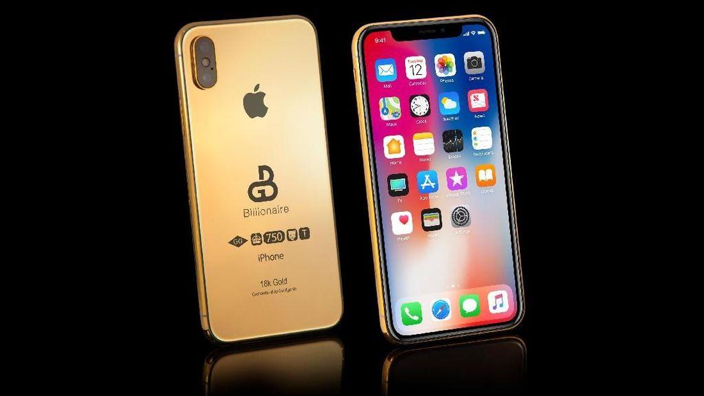 Edan! iPhone X Ini Dijual Nyaris Rp 2 Miliar