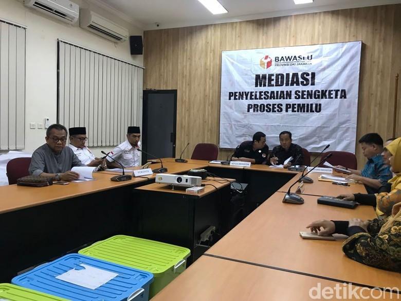 Sidang M Taufik di Bawaslu DKI Sempat Tertutup Buat Media