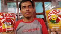 Cerita Sukses Pengidap Polio di Pasuruan Bisnis Keripik Jamur
