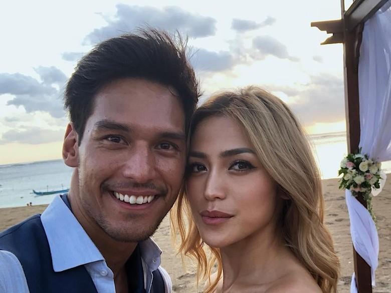 Foto: Jessica Iskandar dan Richard Kyle (Dok. Instagram/richo_kyle Sudah Diverifikasi)