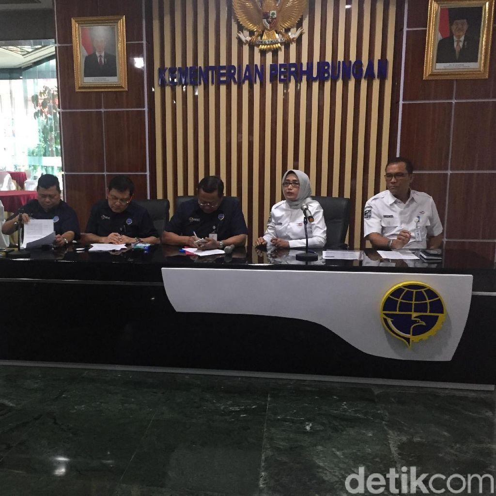 KMP Bandeng Tenggelam di Halmahera, 46 dari 51 Penumpang Selamat