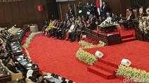 Paripurna RAPBN 2019, 192 Anggota DPR Tak Hadir