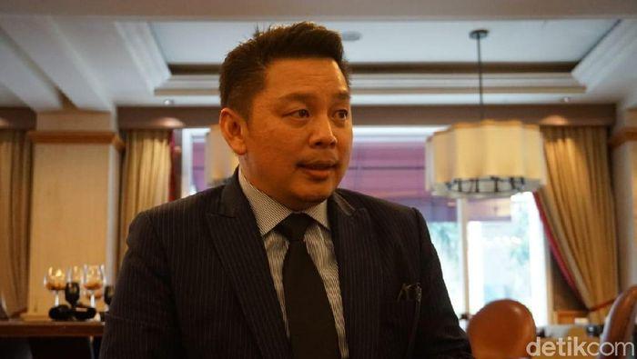 Menteri Perdagangan dan Industri Internasional Malaysia Ignatius Darell Foto: Selfie Miftahul Jannah/detikFinance