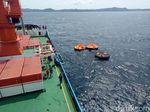 Kapal Ferry Tenggelam di Halmahera, 5 Orang Hilang