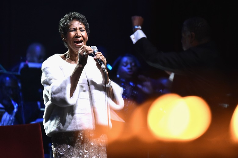 Aretha Franklin. Foto: Theo Wargo/Getty Images