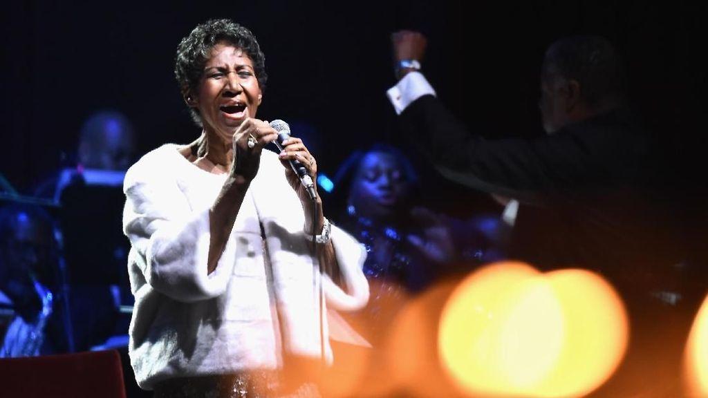Aretha Franklin Dimakamkan 31 Agustus di Detroit