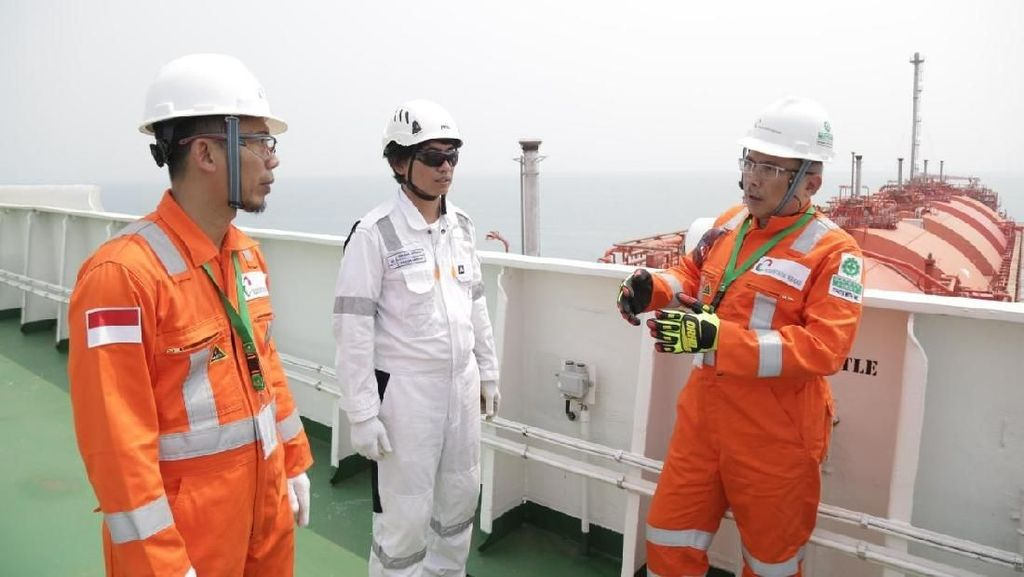 Jelang Asian Games, Pasokan Gas untuk Listrik di Jakarta Aman